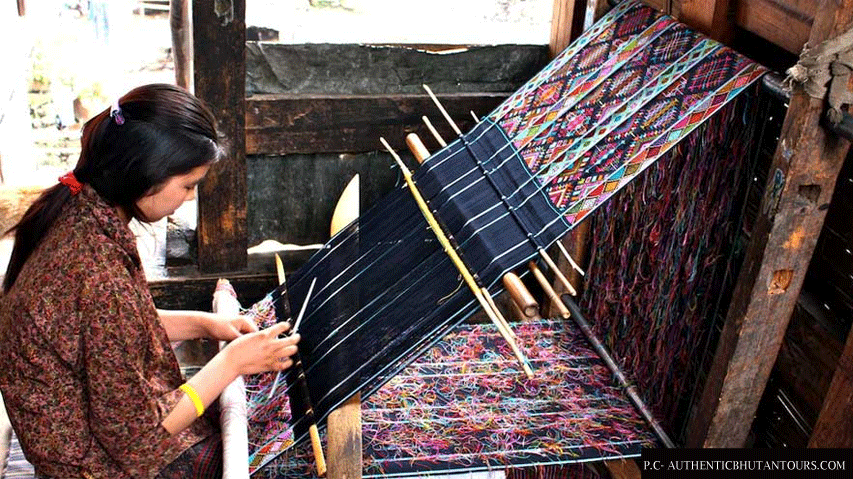 Tashi Industries Carpet Factory