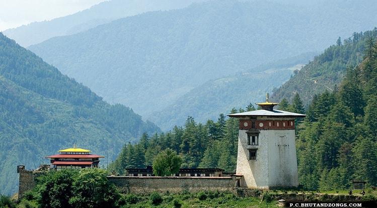 Dogar-Dobji-Dzong