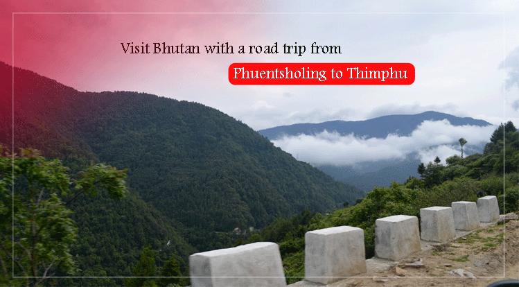 Phuentsholing to Thimphu