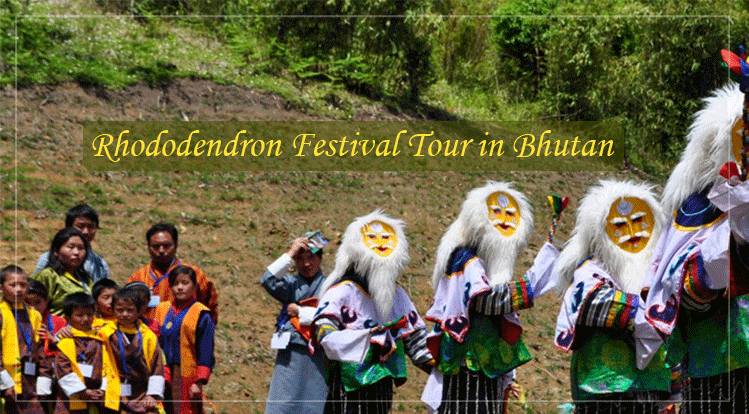 Rhododendron Festival Tour in Bhutan
