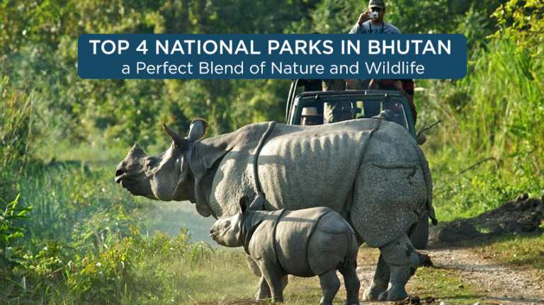 National Parks in Bhutan