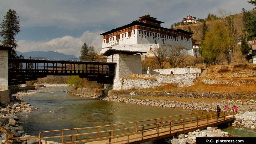 Rinpung Dzong Monastery