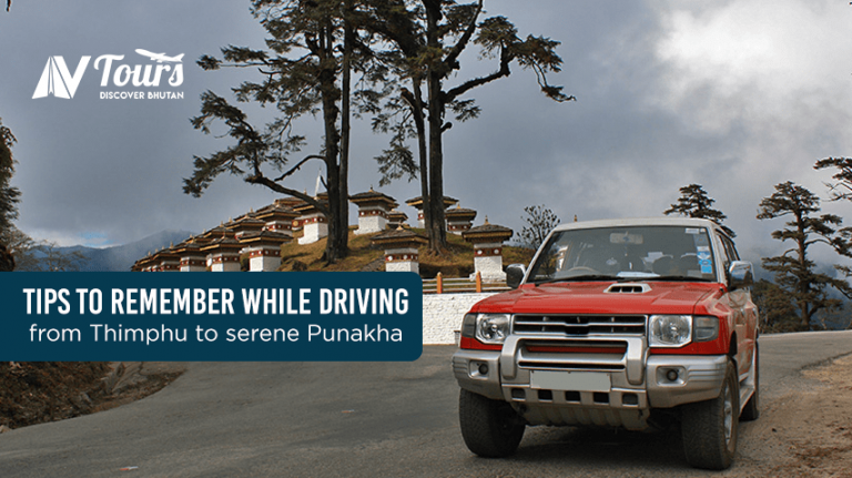Tips to remember while driving from Thimpu to serene Punakha