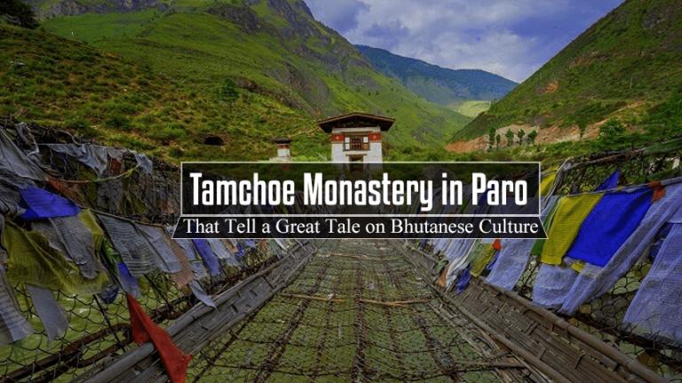 Tamchoe Monastery
