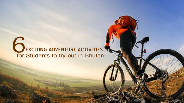 6 Exciting Adventure Activities