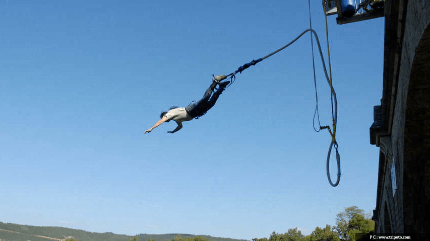 Bungee Jumping Locations