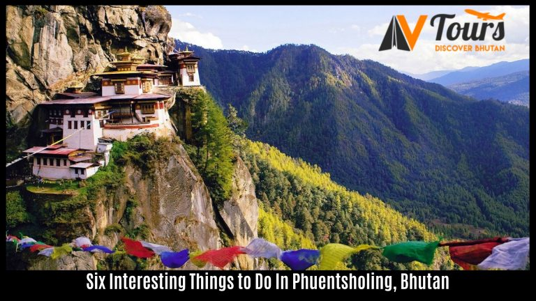 Things to Do In Phuentsholing