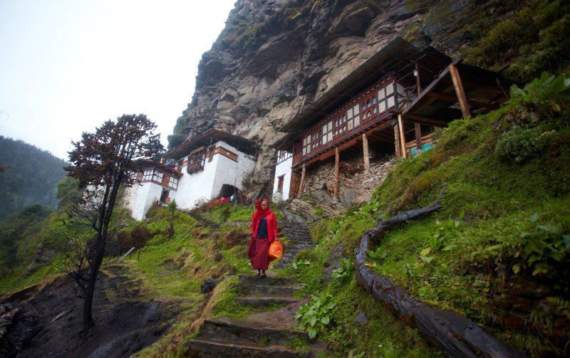 Serene Kila Nunnery of Bhutan