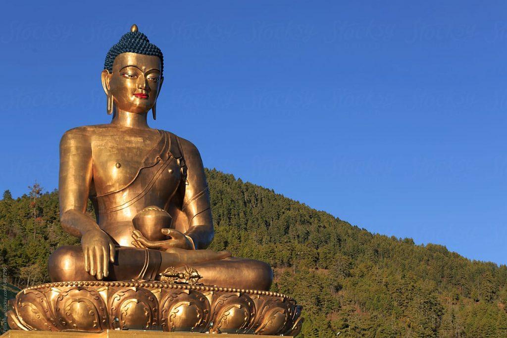 Buddha Dordenma Statue, Bhutan