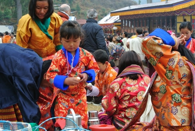 Cultural Tour in Bhutan