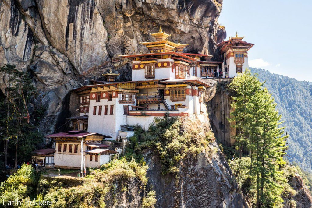 Land of Mountains and Monasteries, Bhutan