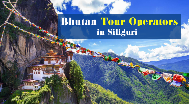 Popular Bhutan tour operators in Siliguri