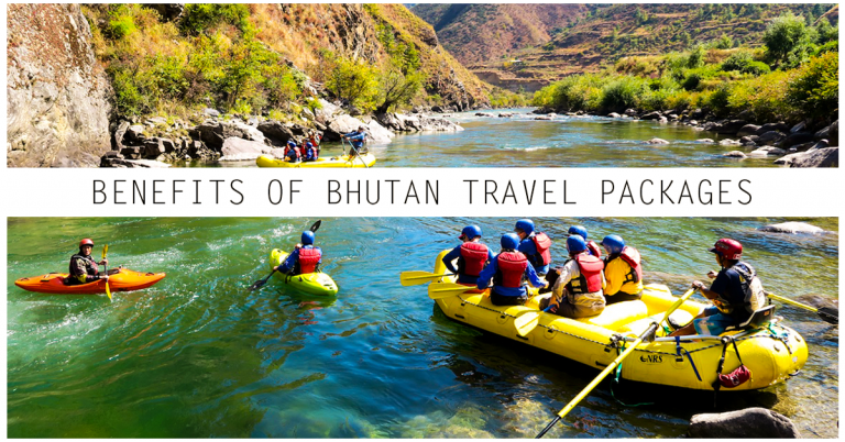 Benefits of Bhutan Travel Packages