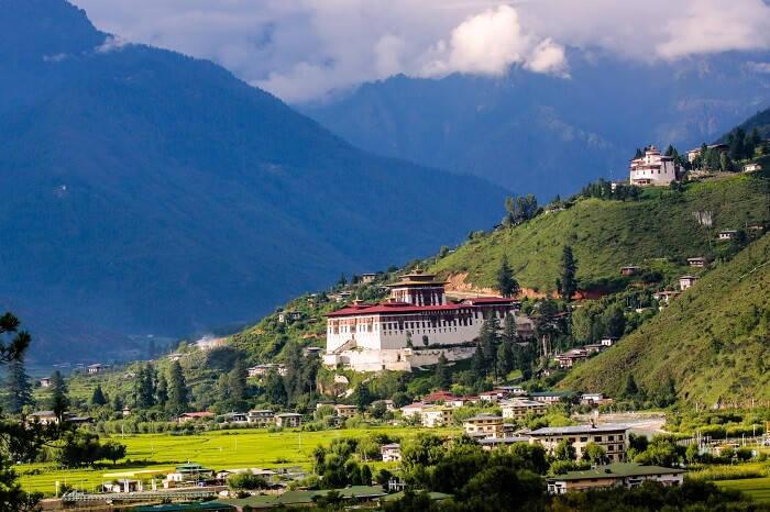 Paro Valley Tour