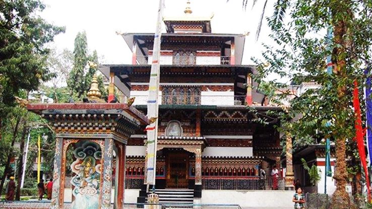 Zangto Pelri Lhakhang