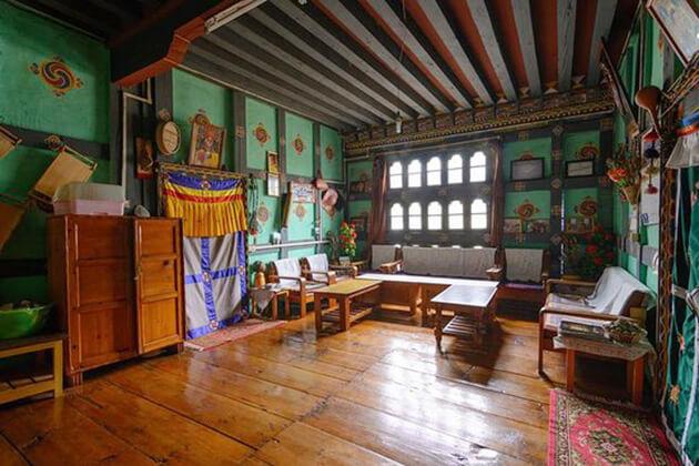 stay in Bhutan