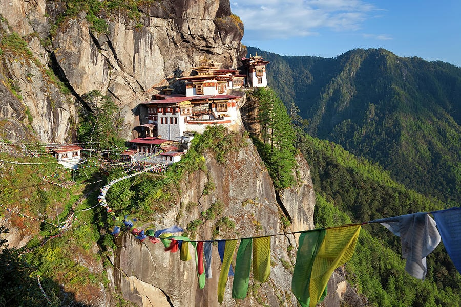 family tour in Bhutan