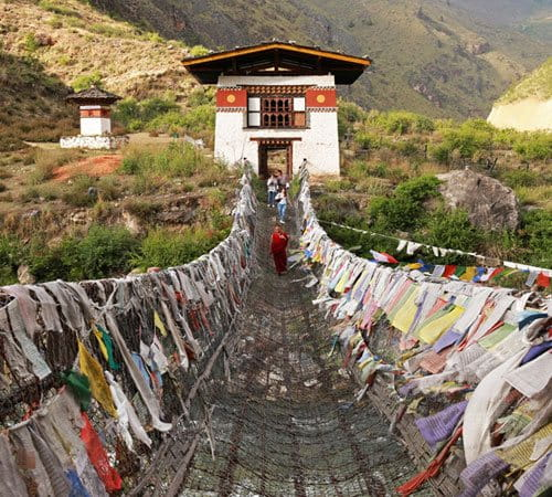 MAGICAL BHUTAN TRIP