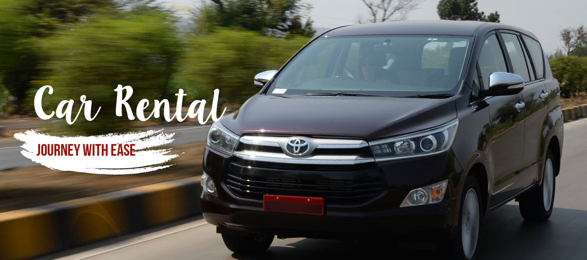Car rental Service - Av tours